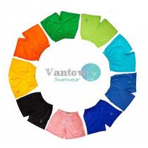 Shorts Playeros Para Caballeros, Marca Vantow Tallas S, M, L