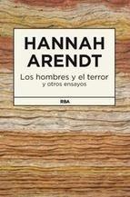 hombres y el terror / arendt (envíos)