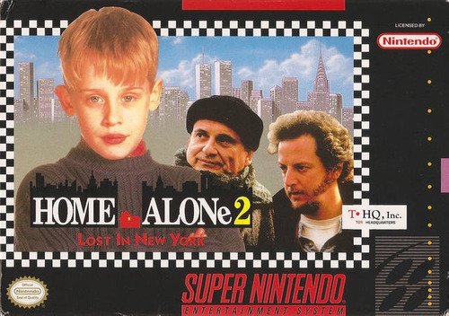 home alone 2 super nintendo vdgmrs