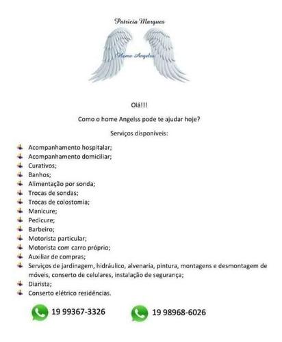 home angelss araras sp