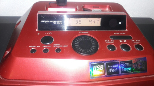home audio sistem fst-gtk1i sony