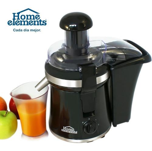 home elements extractor jugo