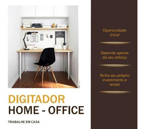 home office digitador online