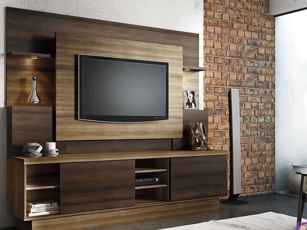 home para sala de tv modelo aron r 780 00 em mercado livre. Black Bedroom Furniture Sets. Home Design Ideas