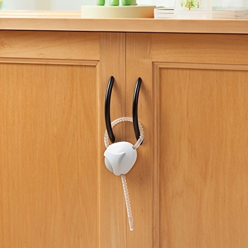 home safe by summer handle and knob soft slide lock