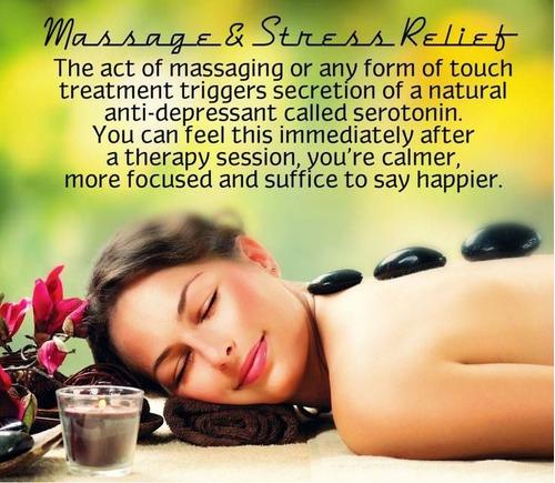 home service massages!