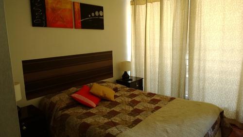 home studio amoblado mensual santiago centro