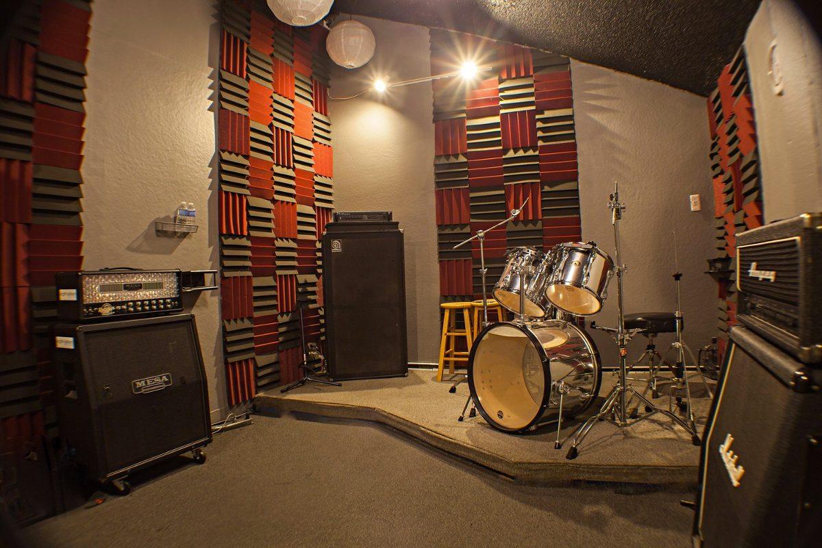 Home studio studio musical em casa r em - Insonorizzare casa ...