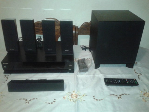 home teather blue ray sony e-370