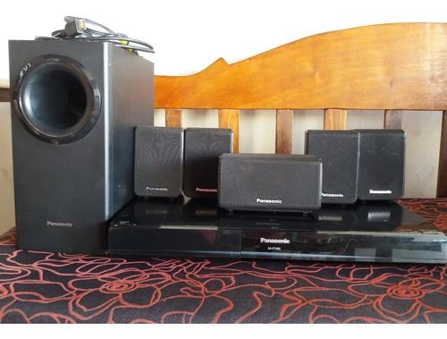 home teather panasonic modelo sa-pt480