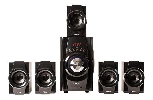 home theater 5.1 40w bluetooth usb fm control led rca tv pc ultimo modelo