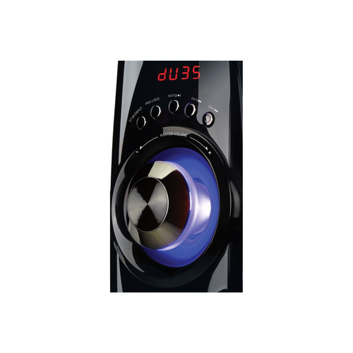 home theater 5.1 noga 40w bluetooth usb fm con control