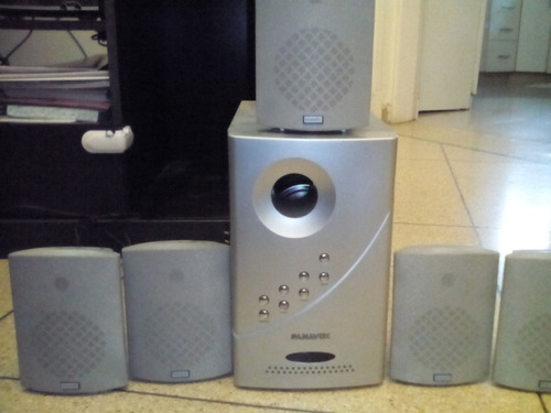home theater 5.1 panavox