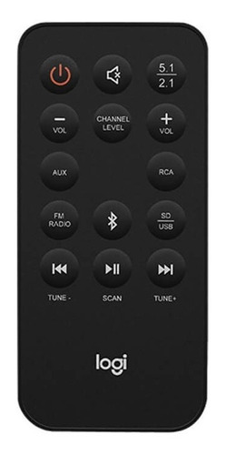 home theater 5.1logitech z607 160w bluetooth hace1click2