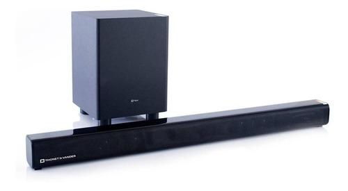 home theater barra sonido dunn con cable optico 3m cuotas