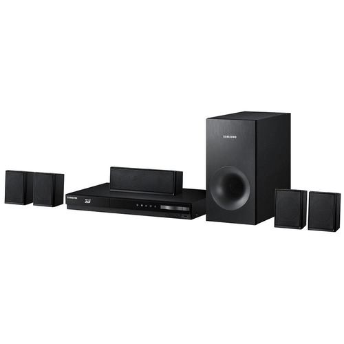 home theater blu-ray 3d full hd ht-f4505/zd, 500w - samsung