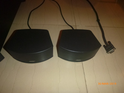 home theater bose (350vds)