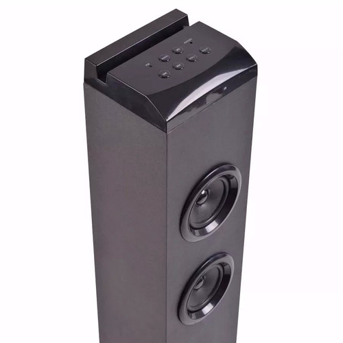 home theater columna usb sd  gran potencia 50w bluetooth