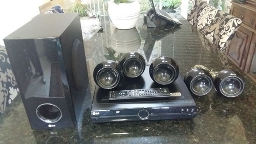 home theater e dvd player lg ht304sl