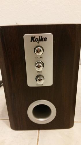 home theater kolke 2.1