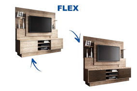 f49e088666 Estante Home Theater Aron Bp no Mercado Livre Brasil