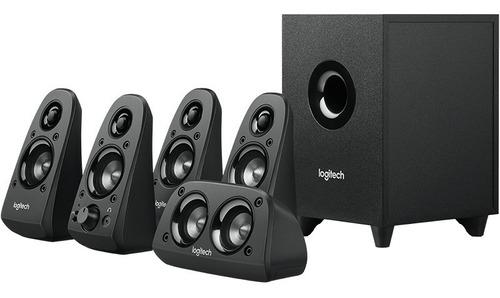 home theater logitech 5.1 z506 surround sound diginet