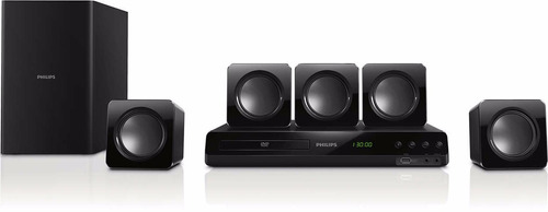home theater philips 5.1 dvd htd3511/77