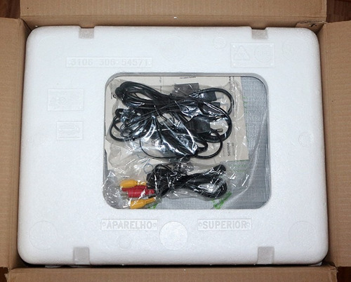 home theater philips 5.1 hts3520 - 450w - novo na caixa!!