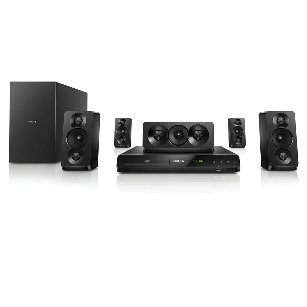 Philips HTS5533/55 Home Theater New