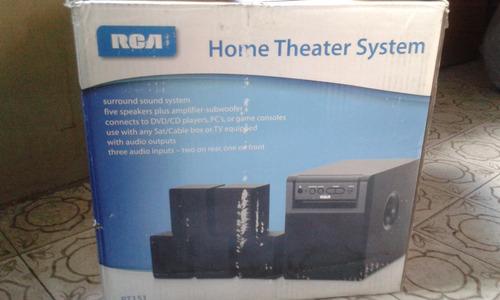 home theater rca para reparar