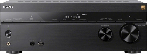 home theater receiver sony 1155w 7.2-ch. 4k ultra hd and 3d