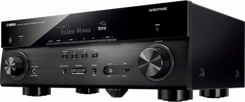 home theater receiver yamaha aventage 7.2-ch.4k ultra hd a/v