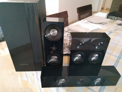 home theater samsung 5.1 modelo 5500