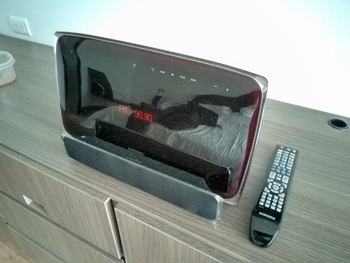 home theater samsung 5.1 - modelo ht-x725 - 800 vatios