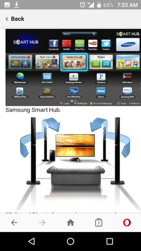home theater samsung 7.1 blu ray 3d wi-fi modelo ht-e6730w