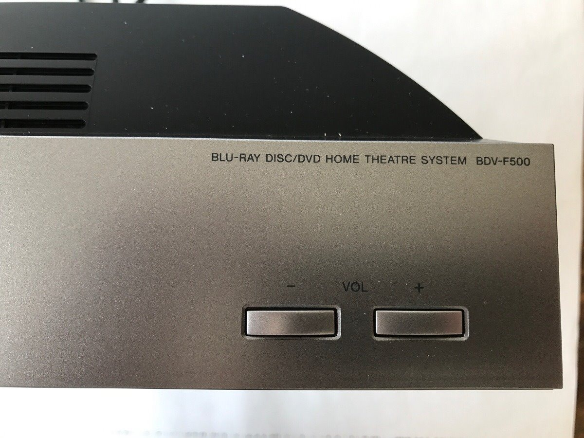 Sony BDV-F500 Home Theatre System Drivers Update