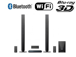 home theater sony blu ray 3d 5.1 smart 1000w párales teatro