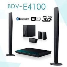 home theater sony blu ray 5.1 smart 3d wifi 1000w nuevo fact