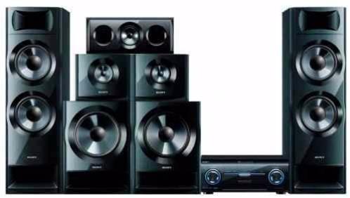 Home theater sony muteki str km3 com caixas 1200w rms 5 2 for Mueble muteki 5 2
