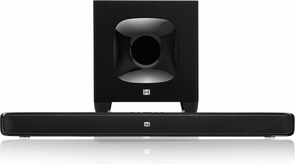 Home theater soundbar jbl cinema sb400 bluetooth subwoofer - Home cinema bluetooth ...