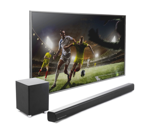 home theater thonet&vander bluetooth sin cables for smart tv