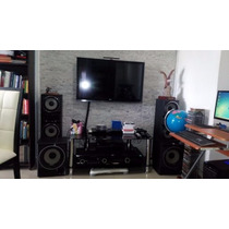Home Theater Sony Muteki 6.2 Ch 1510 Wts Rms Con Bleu Ray 3d