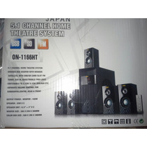 Home Theater 20.000w Onida On1166ht