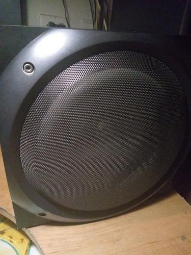 home theather logitech z-5500 thx 500-watt, ( poco uso )