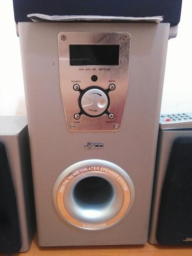 home theatre speaker systems 5.1ch jisco