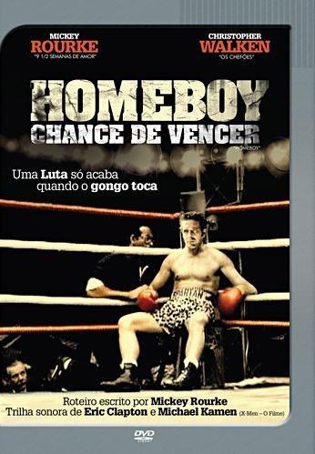 homeboy - chance de vencer - dvd - mickey rourke - sam gray