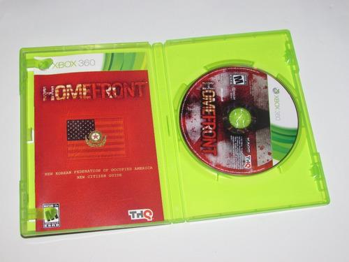homefront original xbox 360