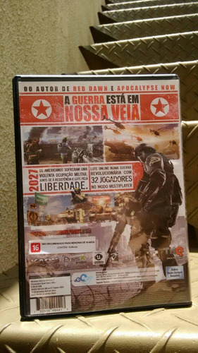 homefront - pc dvd-rom