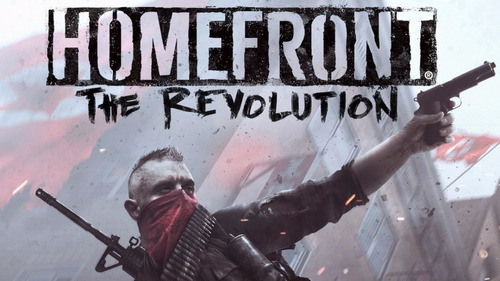 homefront revolution ps4 mídia física novo lacrado
