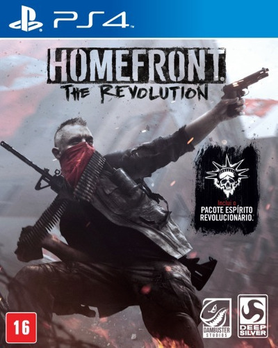 homefront - the revolution - ps4